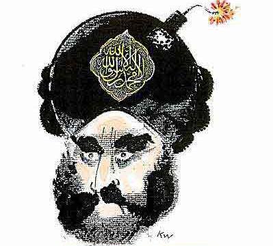 """Mohammed-Karikaturen"""""""